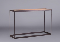 WOOD STEEL CONSOLE